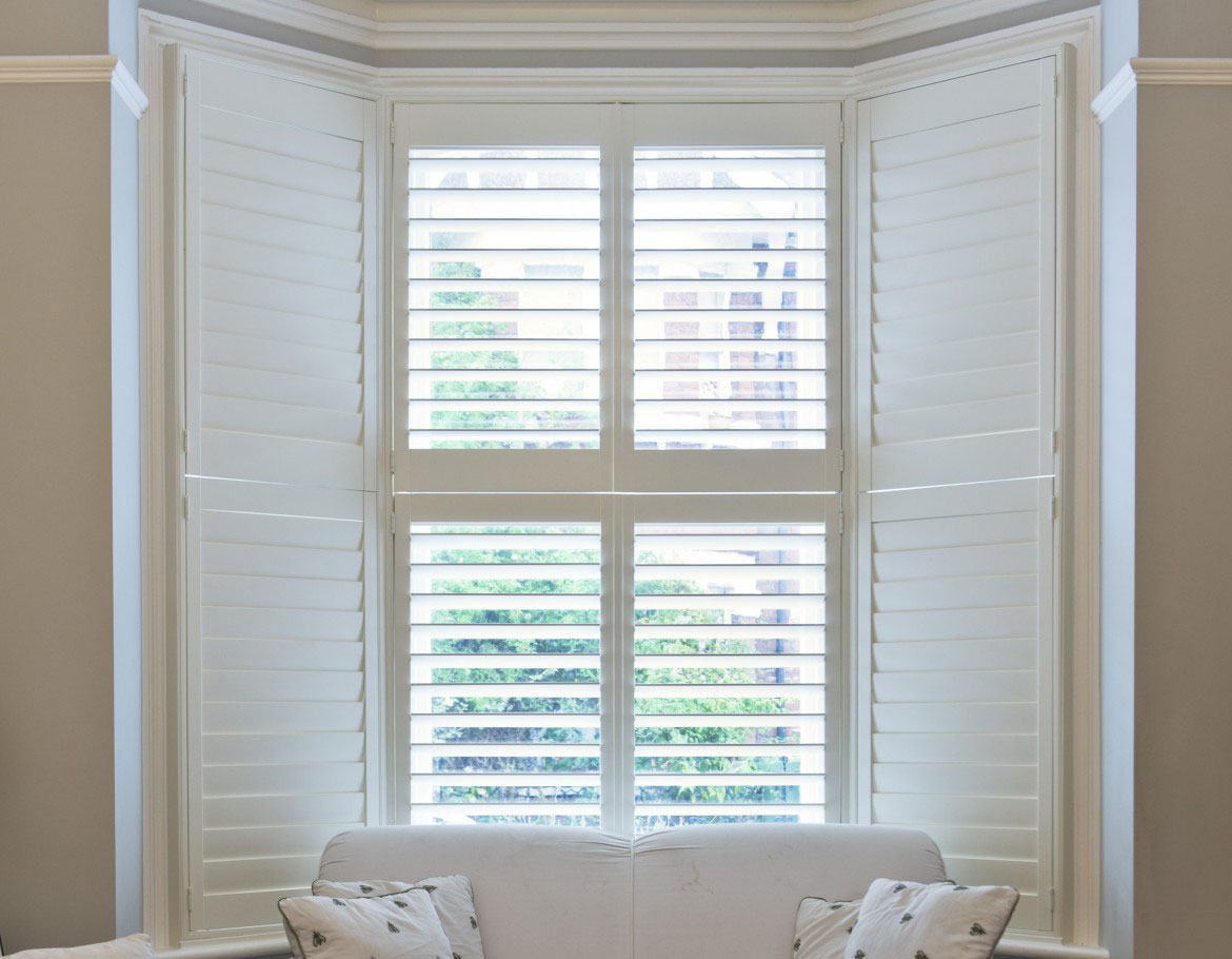 Exterior: The Plantation Shutter Company